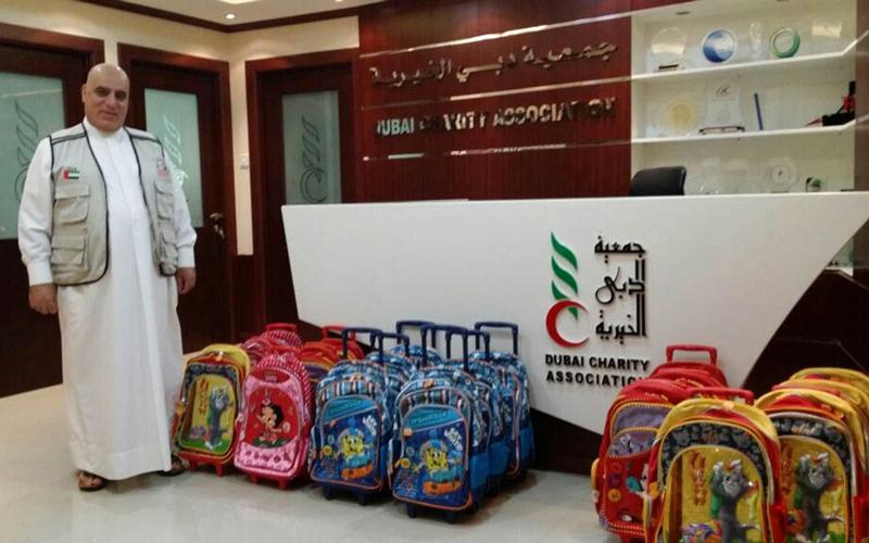 2000 طالب يستفيدون من كوبونات دبي الخيرية محليات أخرى