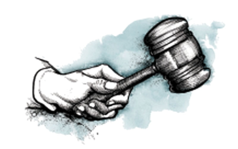 الصورة: أروقة المحاكم