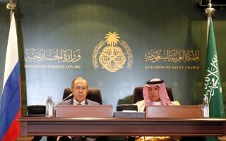 الصورة: الجبير: الأزمة مع قطر مستمرة  حتى توقف دعمها للإرهاب وبث خطاب التـحريض