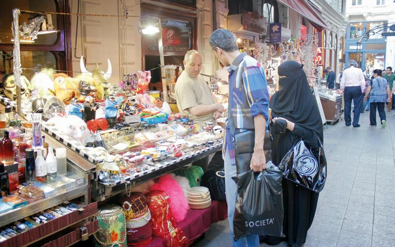 الدراما التركية استطاعت اجتذاب مزيد من السياح. أرشيفية
