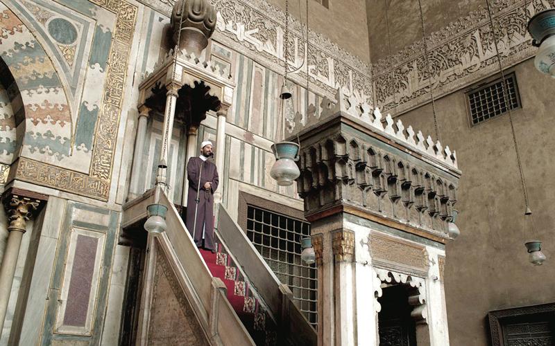 «مولانا» يدور حول رحلة صعود داعية.  من المصدر