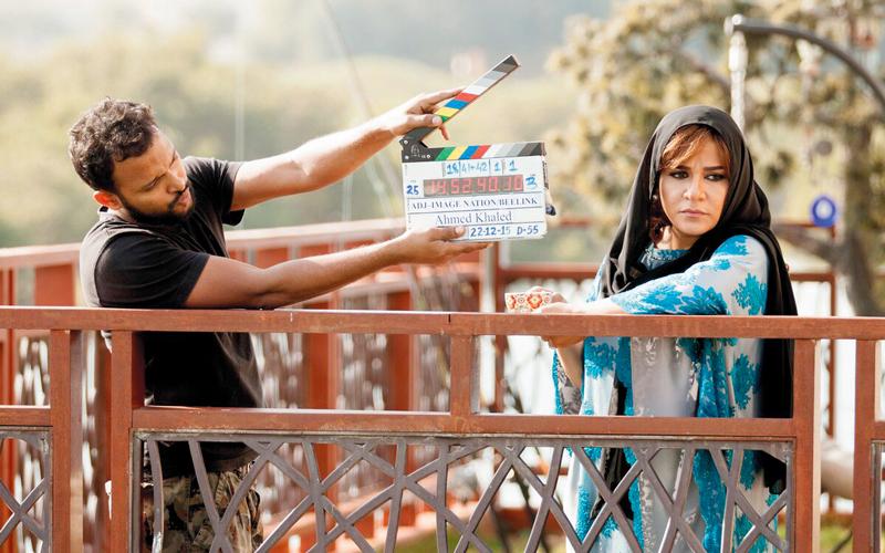 يضم «قلب العدالة» الذي سيعرض في 17 الجاري ممثلين من جنسيات عدة وهو من إخراج أحمد خالد.من المصدر