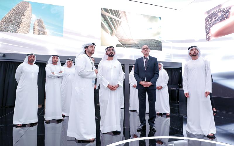 محمد بن راشد: اقتصاد الإمارات قوي بفضل ثقة المستثمرين بأسواق الدولة وقوانينها