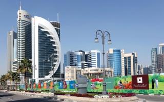 الصورة: قطر تستغيث بمجموعات ضغط أميركية للتملّص من استحقاقاتها