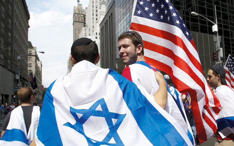 الحكومة القطرية لجأت إلى اللوبي اليهودي على أمل التأثير في موقف واشنطن. رويترز