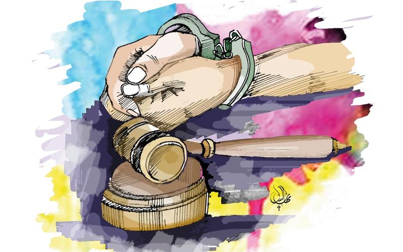 الصورة: «جنح أبوظبي» تنهي الاستماع إلى شهود إثبات «المحافظ الوهمية»
