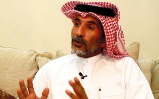 الصورة: شقيق الحاج القطري: أخي اعتقل في قطر بوحشية أمام أولاده