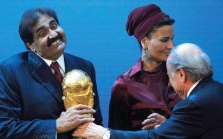الصورة: «العربية لحقوق الإنسان» تطالب بسحب تنظيم كأس العالم من قطر