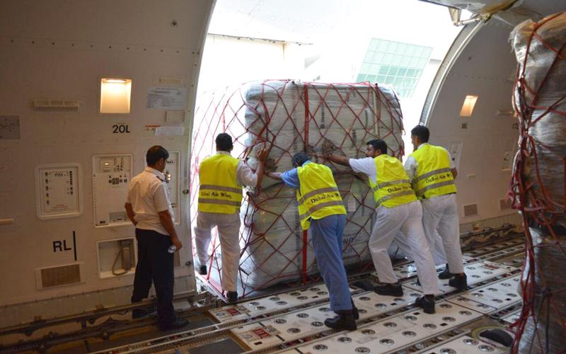 تسيير طائرة خاصة محمّلة بـ100 طن متري من المساعدات الإنسانية بالتعاون مع المفوضية العليا لشؤون اللاجئين. وام