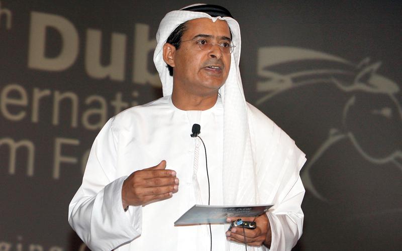 عبدالحميد جمعة : في كلّ عام ترتفع المعايير أكثر بفضل السيناريوهات التي نتلقّاها للمشاركة في المسابقة.