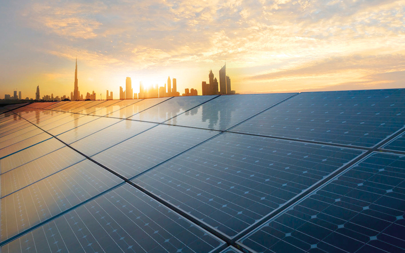 «التغير المناخي» تشجّع تنفيذ مشروعات الطاقة البديلة. أرشيفية