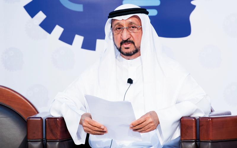 سلطان صقر السويدي: دولة الإمارات بيئة مقدِّرة لدور العلوم عموماً، وما اصطلح على نعته بـ(علوم المستقبل) على وجه الخصوص.