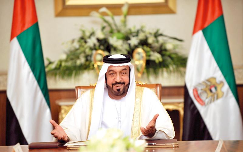 إعادة تشكيل المجلس التنفيذي لإمارة أبوظبي برئاسة محمد بن زايد