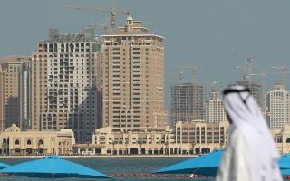 الصورة: قطر تنفق 23% من الناتج المحلي لدعم اقتصادها وسط فقدان ثقة المستثمرين