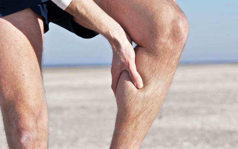 الصورة: التقلّصات العضلية تهاجم مرضى السكري