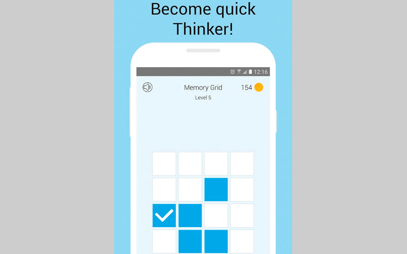 Memory Games: Brain Training.. ألعاب عقلية لتدريب الذاكرة البصرية