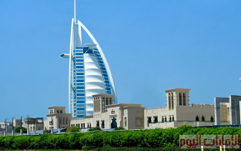 الصورة: دبي العالية