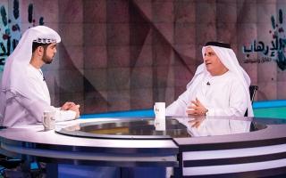 الصورة: «الإرهاب.. حقائق وشواهد» يكشف اختلالات صنع   القرار القطري