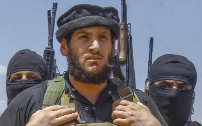 أبومحمد العدناني أعطى الأوامر بتنفيذ الهجمات في دول الغرب نفسها.  أرشيفية