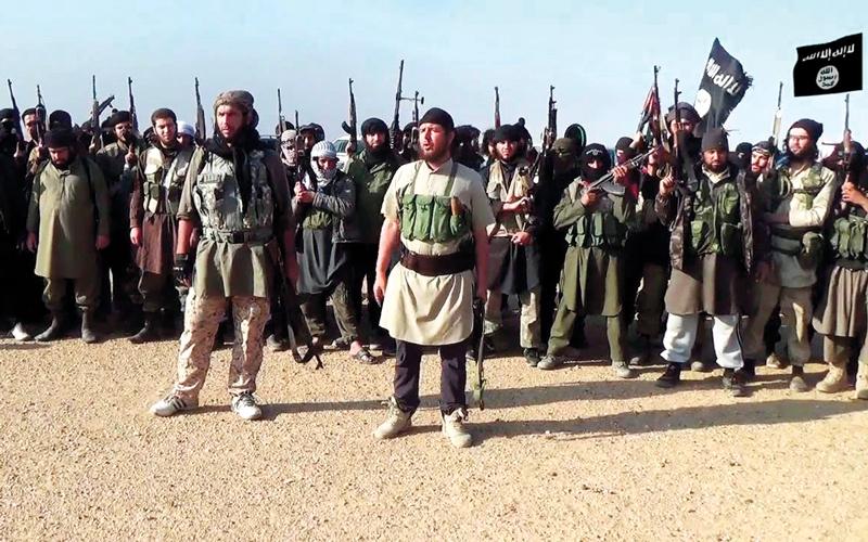 تنظيم «داعش» غيّر أسلوب عمله في الفترة الأخيرة.  أرشيفية