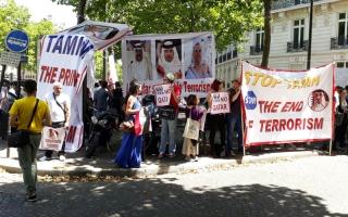 الصورة: تعهد أممي بدراسة وضع «حقـوق الإنسان القطرية» لاستغلالها الأزمة سيــاسياً