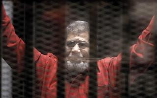 الصورة: القضاء المصري: حكم نهائي بـ «المؤبد» لمرسي في قضية التخابر مع قطر