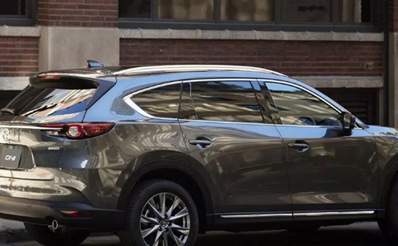 """بالصور: """"مازدا"""" تكشف عن سيارة جديدة من عائلة """"CX"""""""