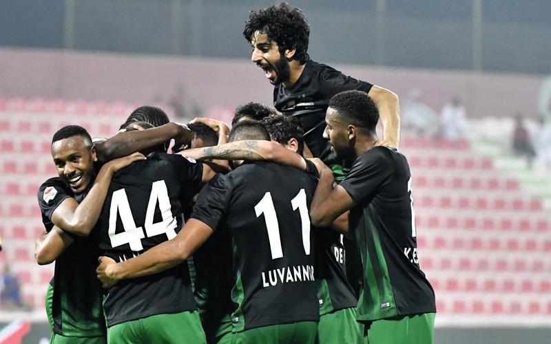 الصورة: ماجد ناصر: شباب الأهلي - دبي يمتلك فريقين ونصف الفريق للمنافسة