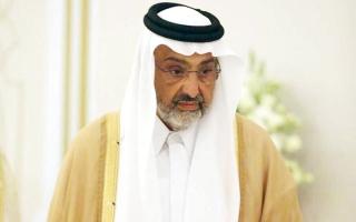 الصورة: عبدالله آل ثاني يدعو إلى اجتماع وطني  لبحث أزمة قطر