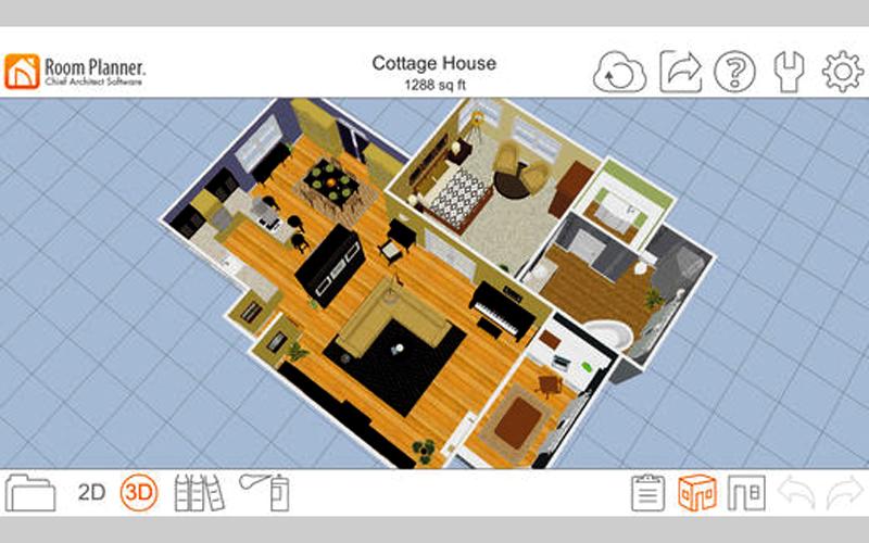 Room Planner Home Design لتصميم المنازل بطريقة ثلاثية الأبعاد تكنولوجيا أجهزة إلكترونية الإمارات اليوم