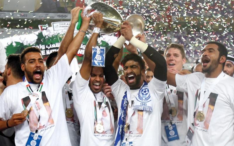 الصورة: النصر لم يتحرك رسمياً لضم بطولاته