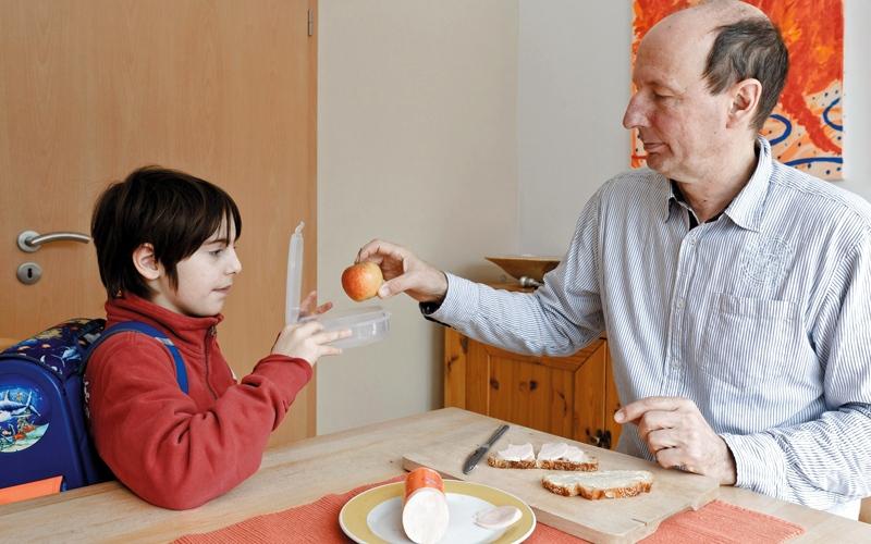 الصورة: الإفطار المثالي لطفلك.. في 15 دقيقة
