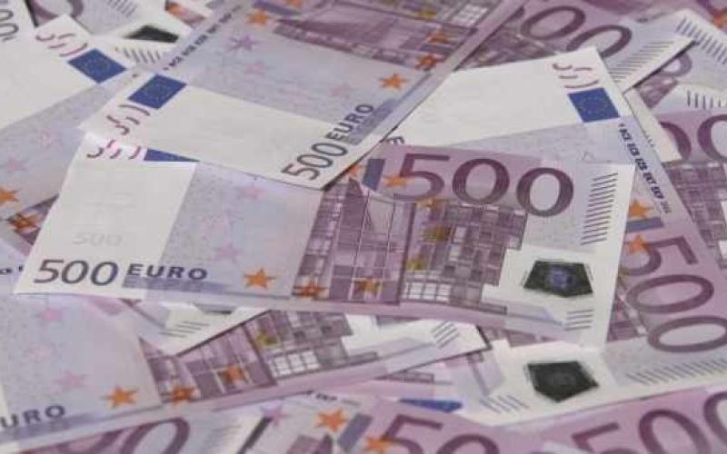 الصورة: آلاف اليوروهات ممزقة في مراحيض جنيف والسبب مجهول!