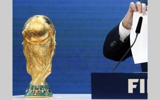 الصورة: تقرير جديد يكشف «فضائح» ملف استضافة  قطر لكأس العالم
