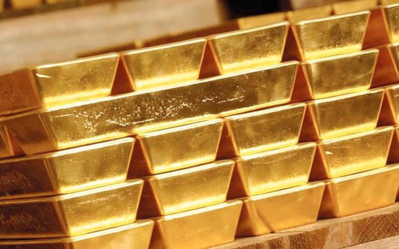الصورة: الذهب ينخفض لأدنى مستوى في 3 أسابيع