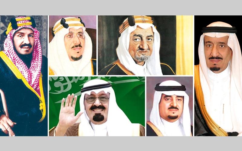 الصورة: السعودية دولة عصرية ذات حضارة حقيقية