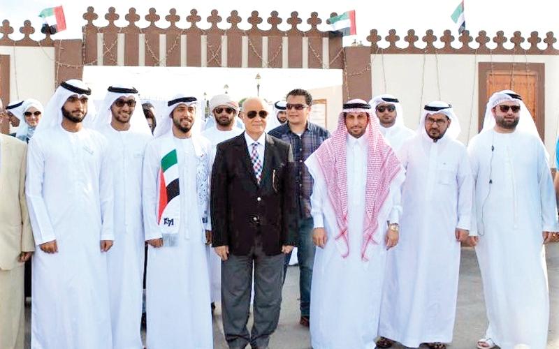 الصورة: 3000 طالب سعودي يدرسون في جامعات الإمارات