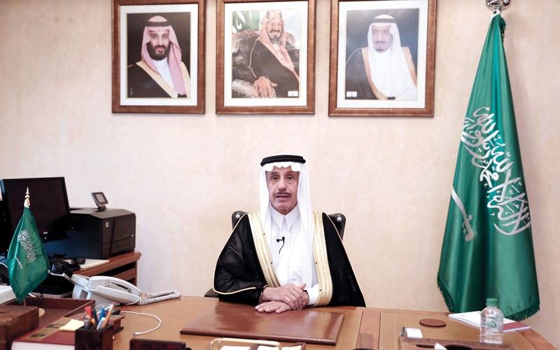 الصورة: سفير السعودية: المملكة والإمارات.. وحدة هدف ومصير