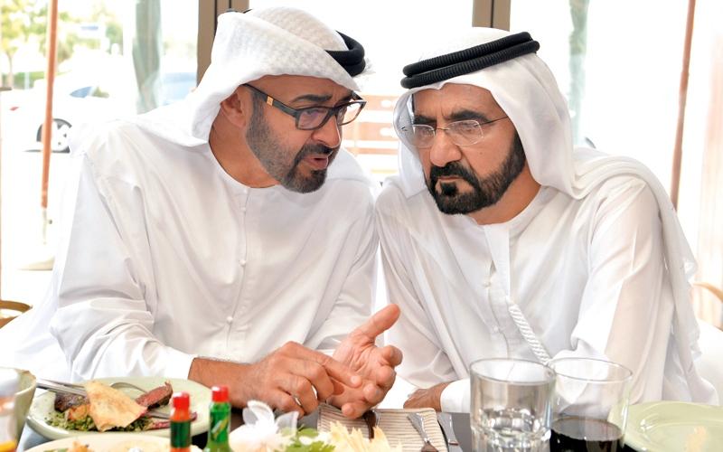 الصورة: الإمارات نحو «المئوية» بـ 5 استراتيجيات و120 مبادرة وطنية