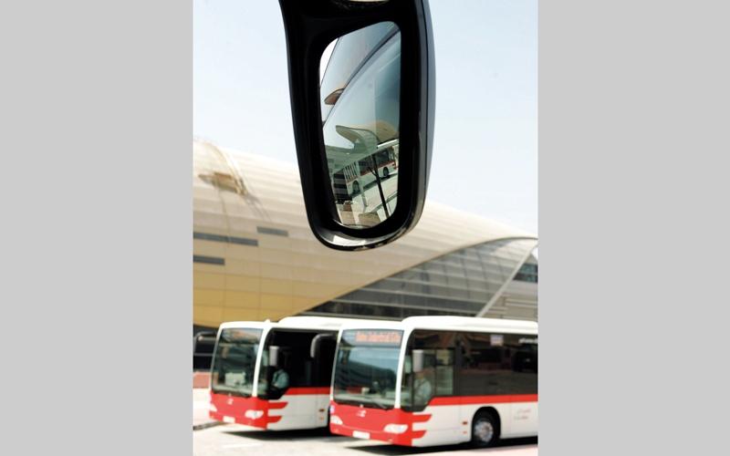 الصورة: 7 خطوط جديدة للحافلات العامة في دبي