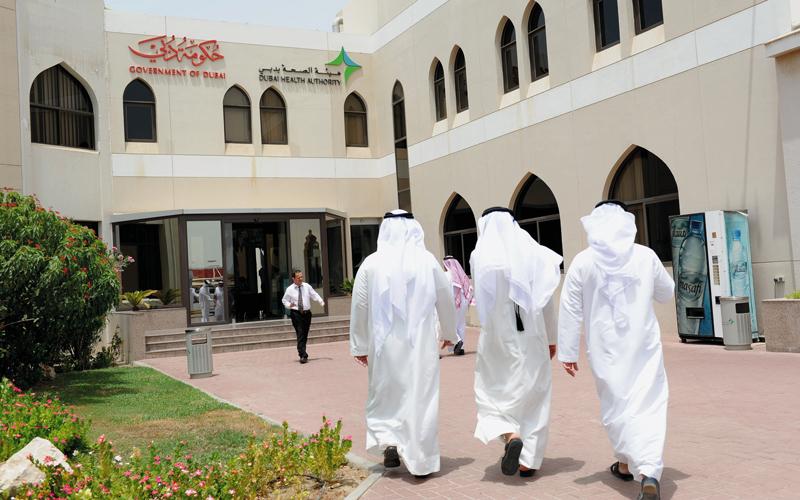 «هيئة الصحة» وضعت آلية مبتكرة لاكتشاف المخالفات والتصدّي لها. الإمارات اليوم
