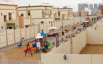 الصورة: «زايد للإسكان» يطوّر مفهوم بناء المجمعات إلى أحياء متكاملة