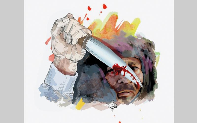 الصورة: تأييد السجن المؤبد بحق 4 متهمين بقتل «عريس الورقاء»