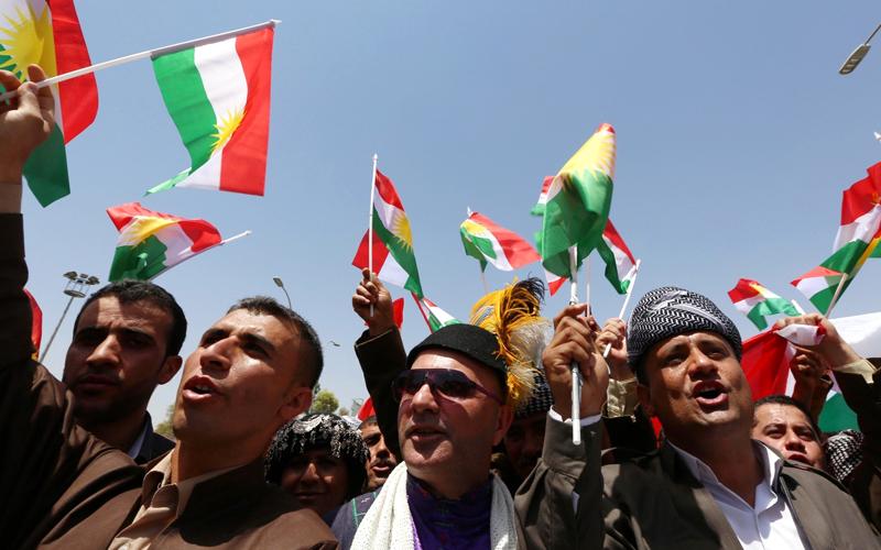 حماس الأكراد للاستقلال يتجاهل تبعاته داخلياً وإقليمياً.  أرشيفية