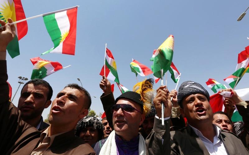 الصورة: «كردستان العراق» يسعى للاستقلال وسط احتقان إقليمي وانقسام داخلي
