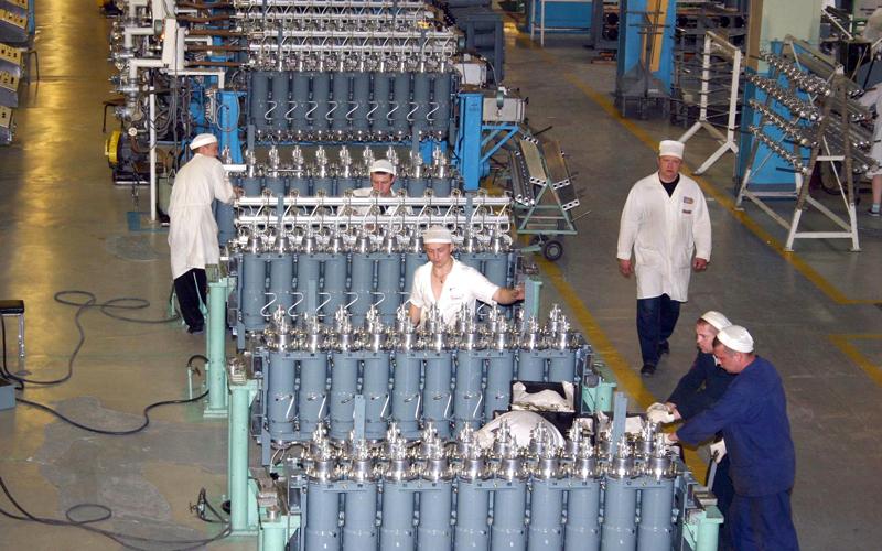 تخصيب اليورانيوم تحوّل إلى ورقة ابتزاز إيرانية.  أرشيفية