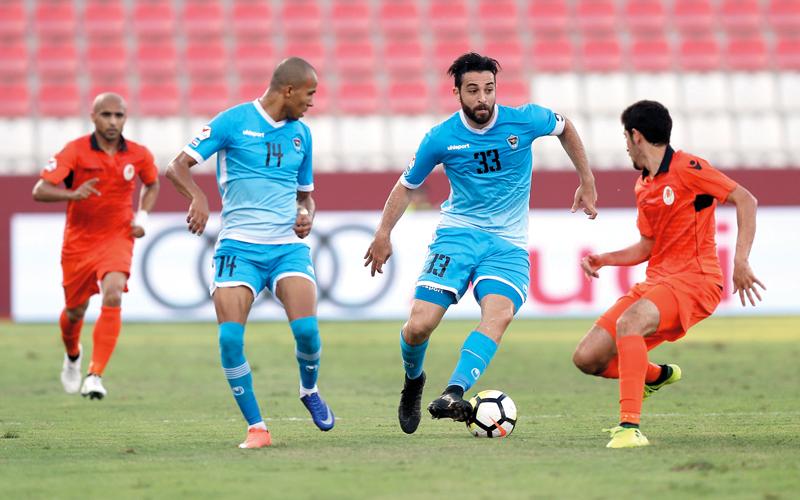 ياسين البخيت : فوزنا على الجزيرة لم يؤثر علينا سلباً … وسنعمل على تحقيق مركز أفضل في الدوري (فيديو)