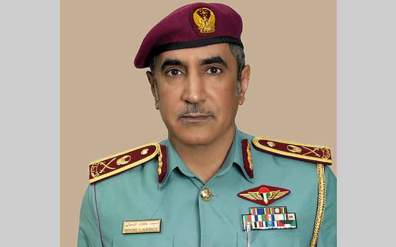 اللواء محمد خلفان الرميثي: الجائزة ترسّخ رسالة المؤسسة الشرطية في الاهتمام بقيم مجتمع الإمارات.