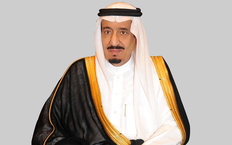 الملك سلمان يقود المجتمع السعودي  نحو مزيد من التغيرات.  أرشيفية
