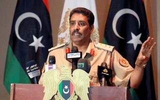 الصورة: الجيش الليبي: قطر تنقل مسلحي «داعش»  من سورية إلى أراضينا